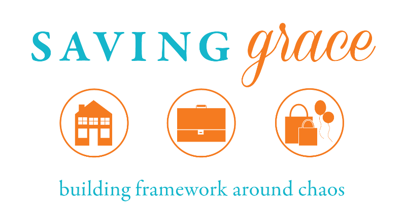 SAVING Grace Chicago Logo